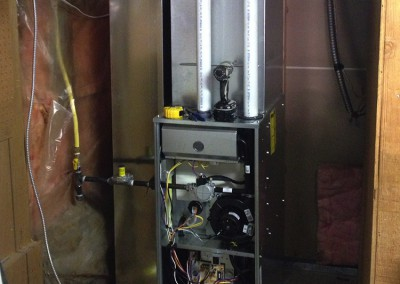 SSub Zero Heating and Cooling Recent Work