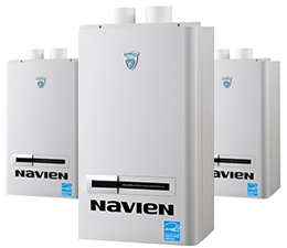 navien hot water heaters