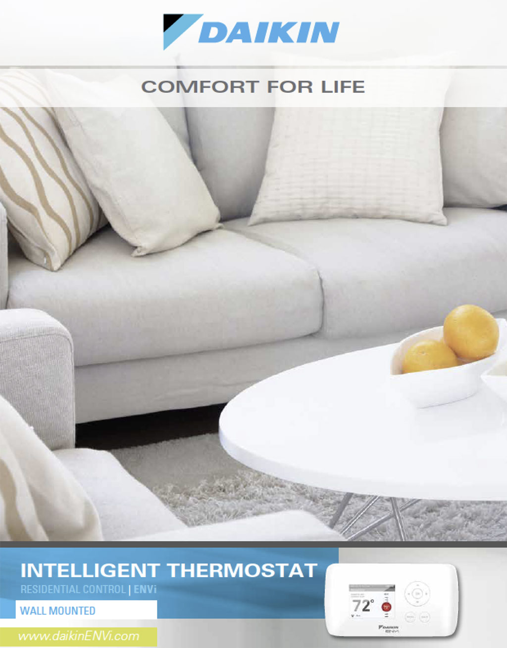 Daikin Intelligent Thermostat
